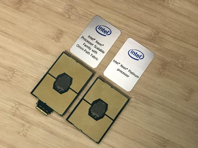 옴니패스 콘트롤러를 품은 프로세서를 옵션으로 내놓는다. - 최호섭 제공